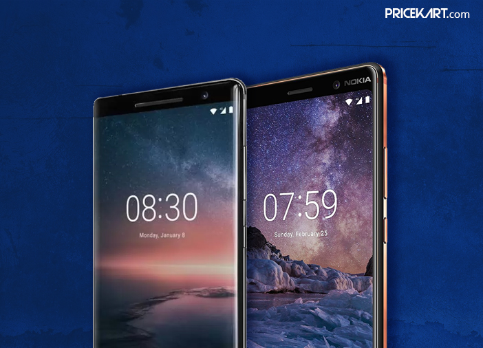 Nokia 7 Plus, Nokia 8 Sirocco Sale Starts in India: Price, Specs, Features