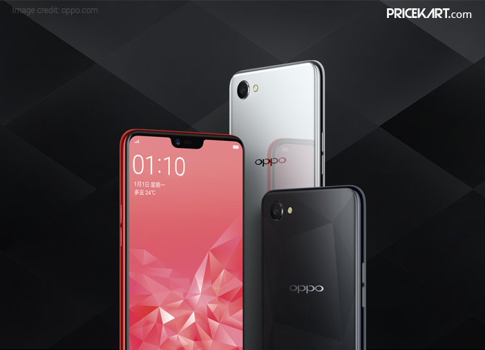 Oppo A3 Launched with 16MP Camera, 6.2-inch 19:9 display