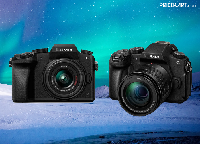 Panasonic Lumix G7, Lumix G85 Cameras with 4K Recording Released in India