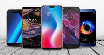 Top 5 Smartphones under Rs 25000 in India