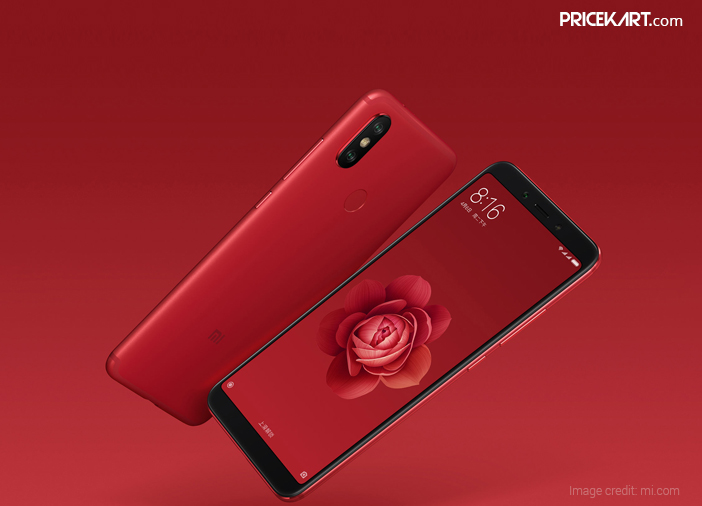 Xiaomi Mi 6X with Dual Camera, Snapdragon 660 SoC Launched