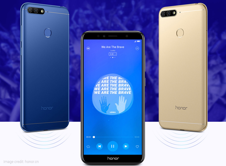 Honor 7A Smartphone with Dual Rear Cameras Announced