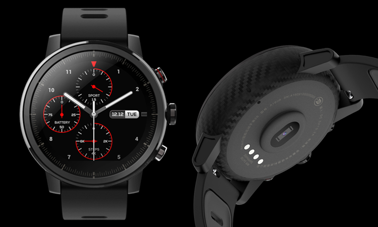 Xiaomi's Huami Amazfit Stratos Multisport GPS Smartwatch Launched