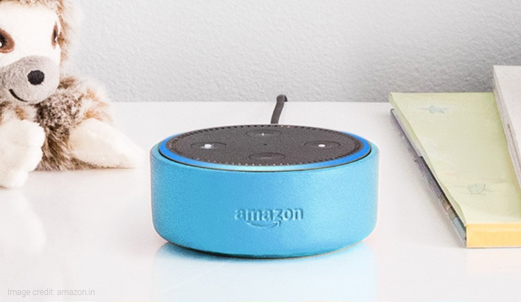 Amazon Echo Dot Kids with Children Friendly Controls Launched
