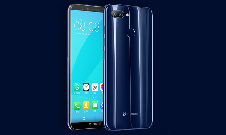 Gionee S11 Lite, Gionee F205 Launched in India: Price, Specs, Features
