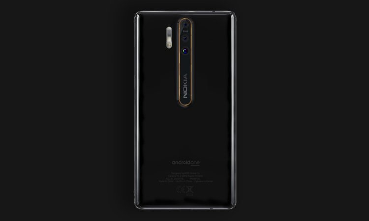 Nokia 9 Spotted with Triple Camera setup & 41MP Sensor