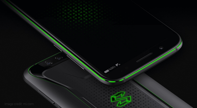 Xiaomi Black Shark Gaming Smartphone is Now Official