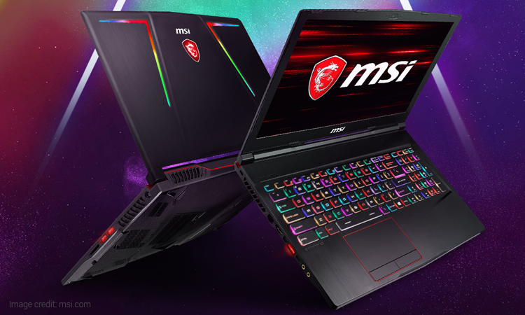 MSI GT75 Titan, GS65 Stealth, GE Raider RGB Edition Launched in India