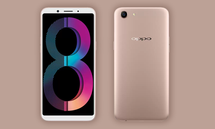 Oppo A83 (2018) Launched with FullView Display, 4GB RAM, AI Beauty Features
