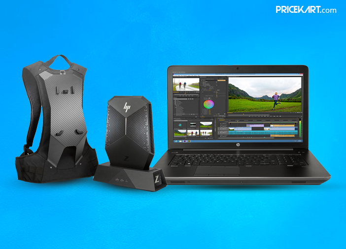 HP Z VR Backpack, the World's first Wearable VR PC Launched in India