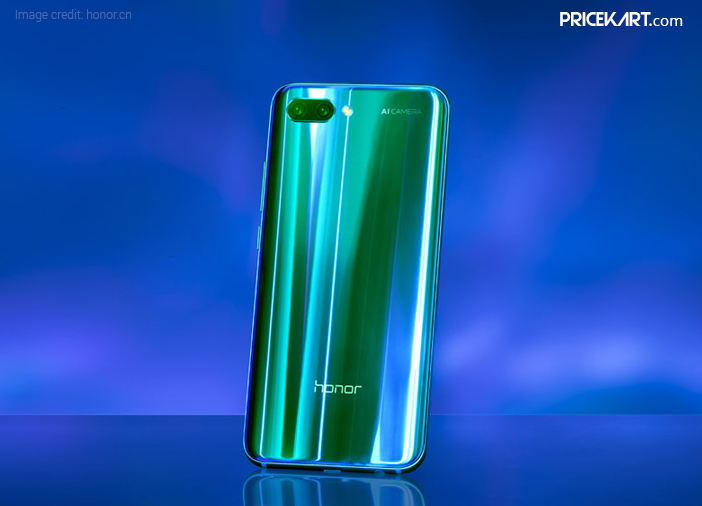Honor 10 is coming to India on May 15 as a Flipkart Exclusive