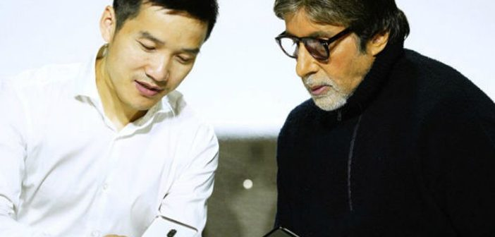 These Details of OnePlus 6 were Accidentally Revealed by Amitabh Bachchan