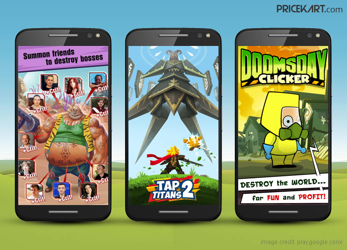 Top 5 Android Games that will make you addict of them