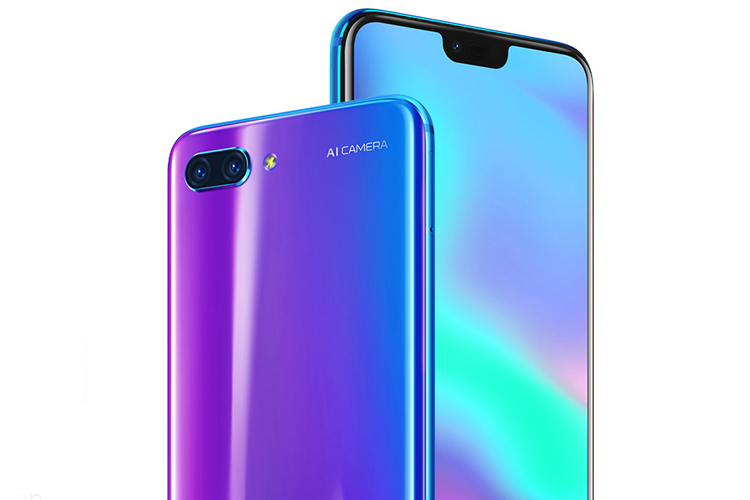 Honor 10 Launched in India: Boasts AI-assisted Cameras