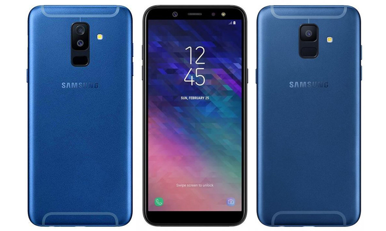 Samsung Galaxy A6, Galaxy A6+ Launched: Specs, Features, Price