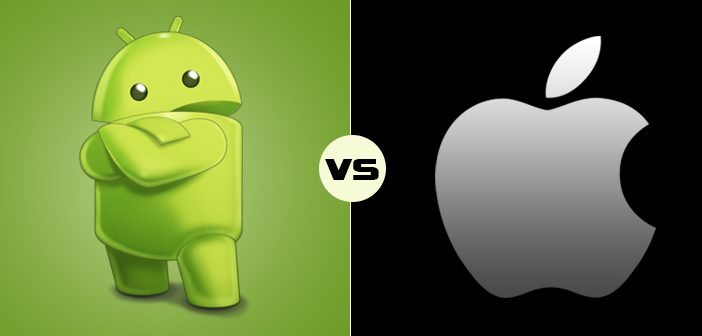 Here's Why the Debate between Android Vs iPhone Still Matters