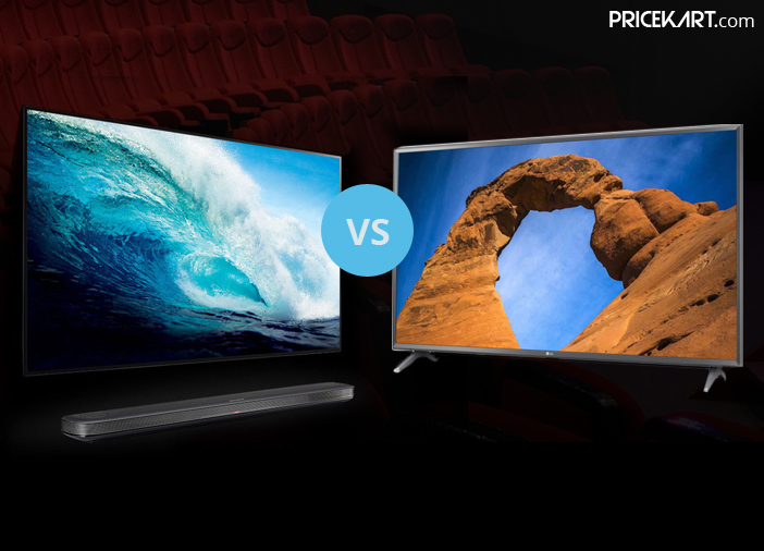 OLED TV Vs LED TV: Which Display You Should Pick