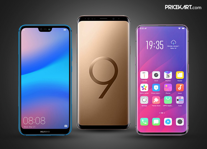 The Best-Selling Popular Smartphone Brands in India in 2018