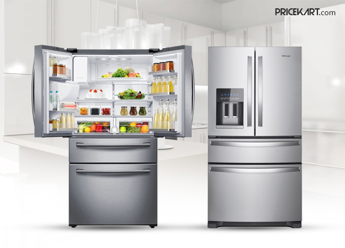 Top 5 Reasons to Choose a French Door Refrigerator