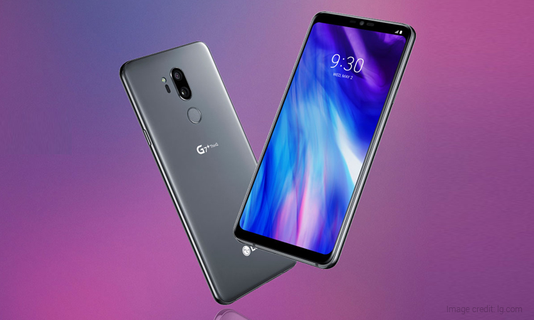 LG G7+ ThinQ to Go On Sale in India