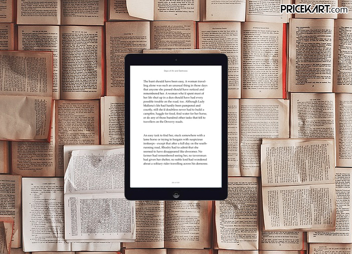 Books Vs E-Books: Why Traditional Books Are Better Than E-Books