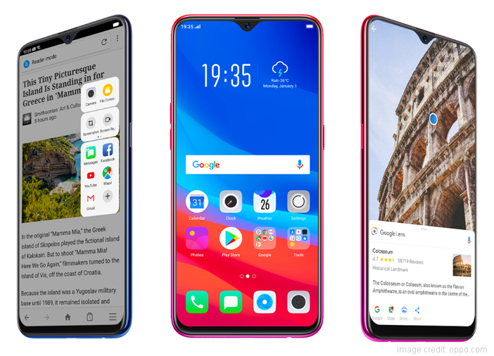 Oppo F9 to go on Sale in India on September 15: Features & Specifications