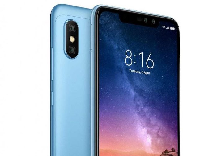 Xiaomi Redmi Note 6 Pro With Four Cameras Makes its Debut