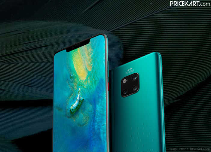 Huawei Mate 20 Pro to Launch with Wireless Charging in India