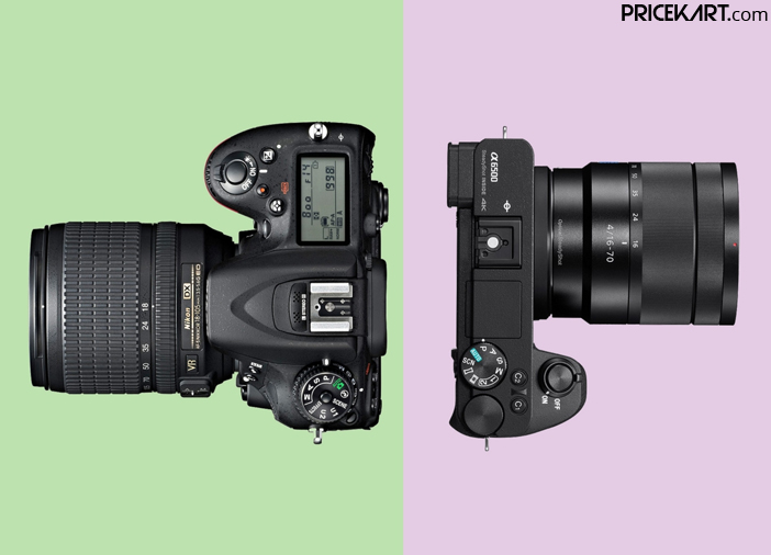 Mirrorless Vs DSLR Cameras: What Are the Differences & Which Suits Your Needs