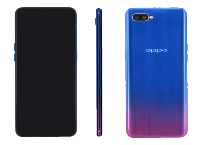 Oppo K1 with In-Display Scanner to Launch on October 10