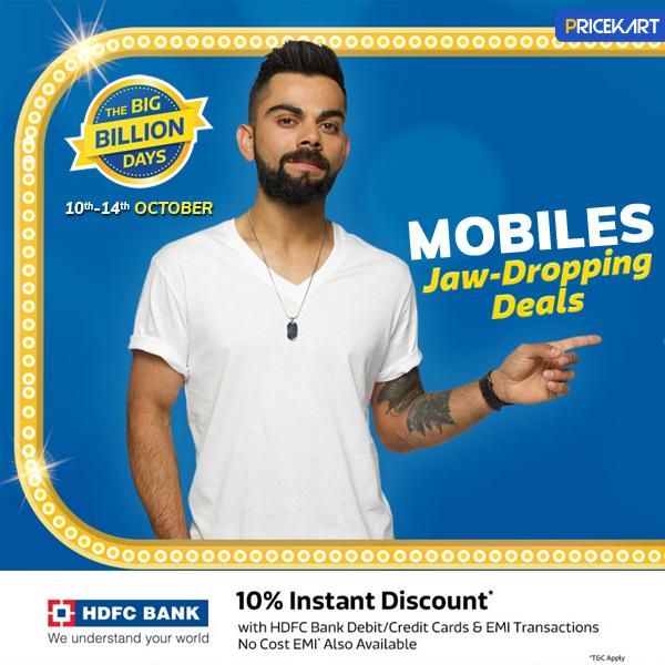 Flipkart Big Billion Days Sale: Deals That You Absolutely Shouldn't Miss