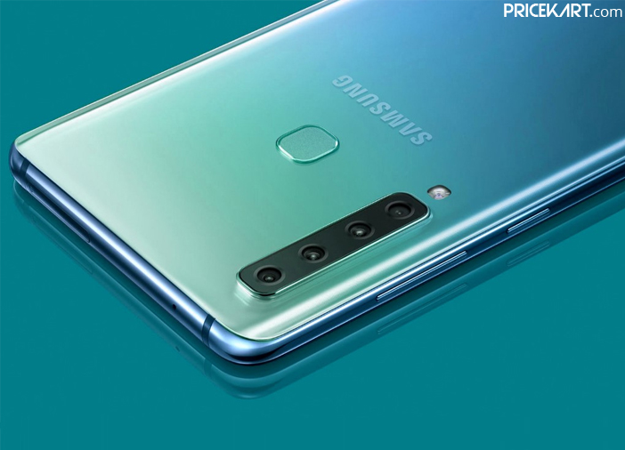 New Samsung Galaxy A9 (2018) Video Shows Four Rear Cameras