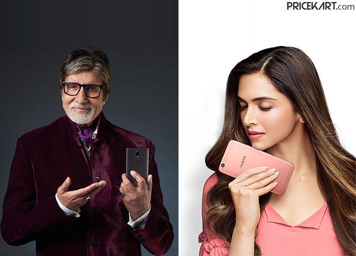 Celebrity Endorsements for Various Smartphone Brands in 2018