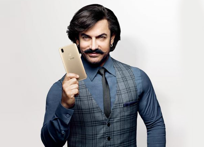 Celebrity Endorsements for Various Smartphone Brands in 2018