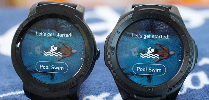 Mobvoi Ticwatch E2 & Ticwatch S2 Swimproof Smartwatches Unveiled at CES
