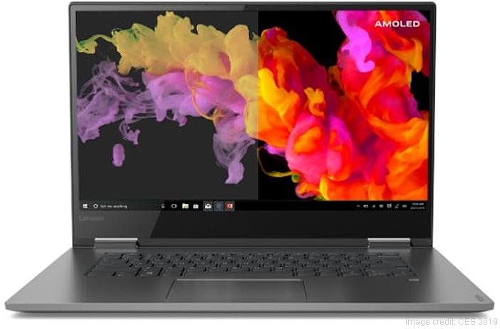 Lenovo Yoga S940, Yoga C730, Yoga A940 Launched at CES 2019