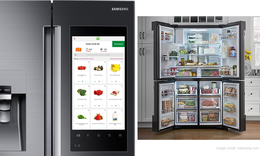 Samsung Family Hub 2019 Refrigerator Announced With Smart Features