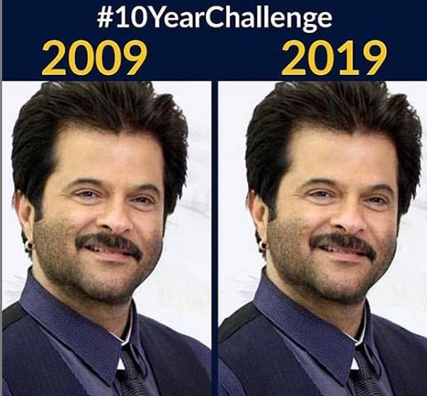 Best of 10 Year Challenge Posts From Across the Internet