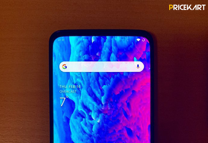 Images Reveal OnePlus 7 with Truly Bezel-Less Display Design