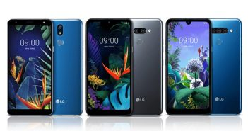 LG Q60, LG K50, LG K40 Smartphones Make Their Debut