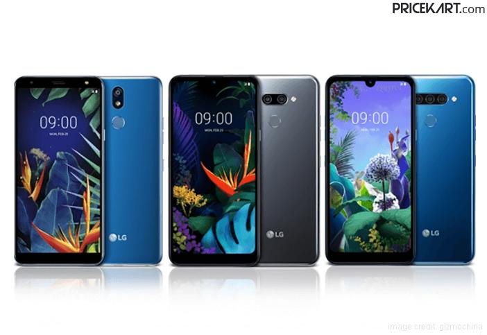 LG Q60, LG K50, LG K40 Smartphones Make Their Debut