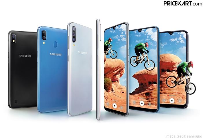 Samsung Galaxy A50, Galaxy A30 & Galaxy A10 Debut in India