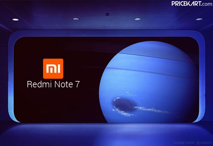 Xiaomi Redmi Note 7 Launch Date Confirmed in India