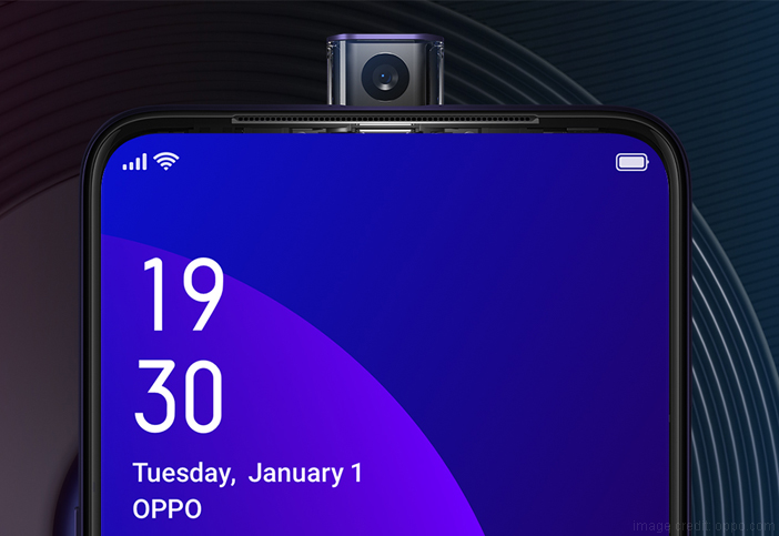 Oppo F11 Pro to Launch on March 5 with Pop-Up Selfie Camera