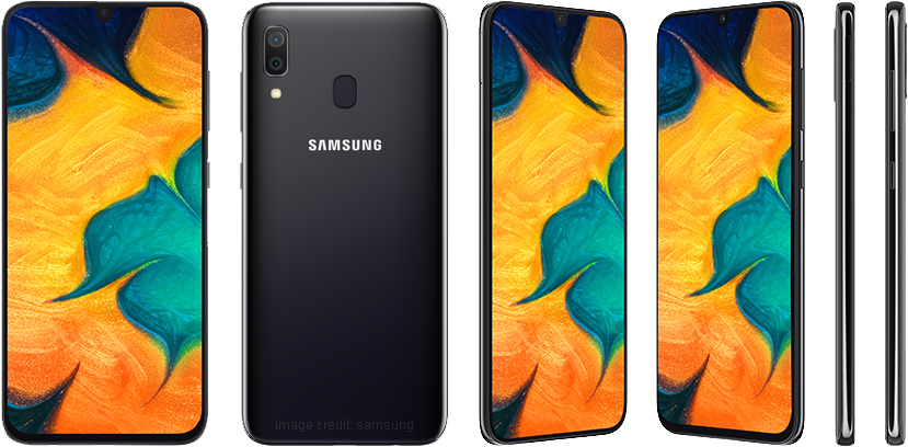 Samsung Galaxy A50, Galaxy A30 & Galaxy A10 Debut in India