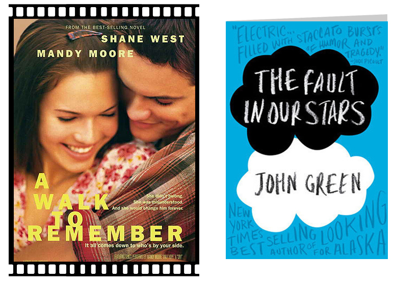Best Romantic Books & Romantic Movies for Valentine's 2019