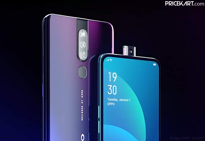 Oppo F11 Pro with Pop-Up Selfie Camera Debuts in India