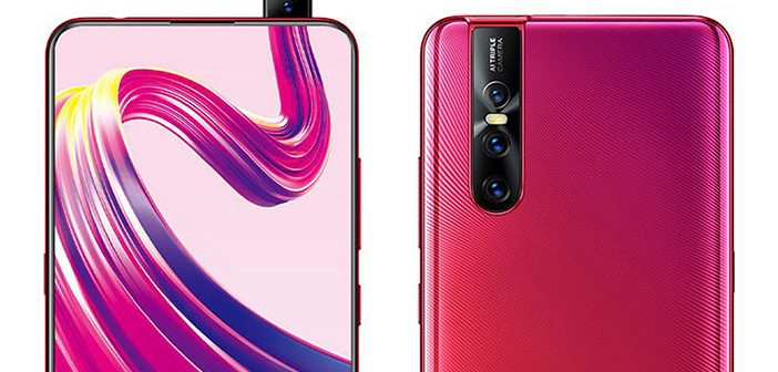 Vivo X27 Smartphone with Pop-Up Selfie Camera Spotted Online