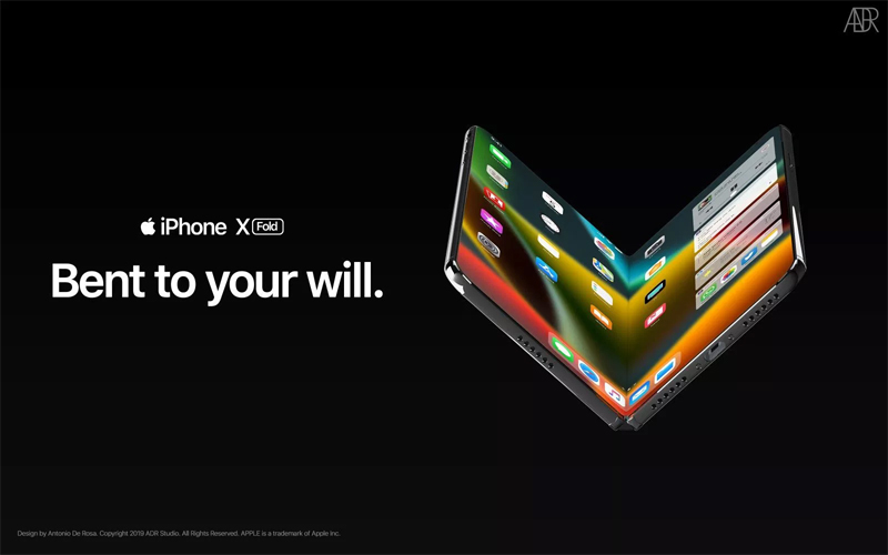 Apple Foldable iPhone Appears in First Concept Video with Stunning Design