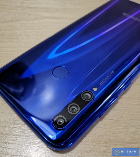 Honor 10i Leaked Specs & Images Reveal a Triple Camera Setup